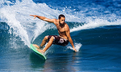Jack Johnson surfing (Kanaka Menehune) Tags: musician hawaii surf oahu surfing northshore surfers jackjohnson famouse