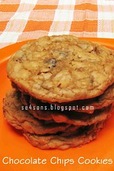 Chocolate Chip Cookies-Noni