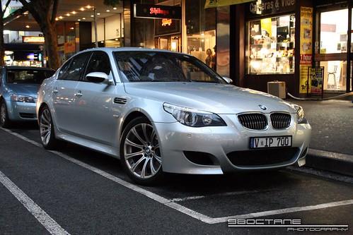 BMW M5 by 98octane.
