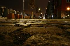 Frankfurt Westhafen 2 (N.Muehlenbeck) Tags: wasser frankfurt main westhafen leben nachtaufnahmen dergerippte