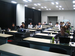 Workshop attendees