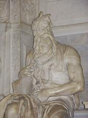 Moses half length