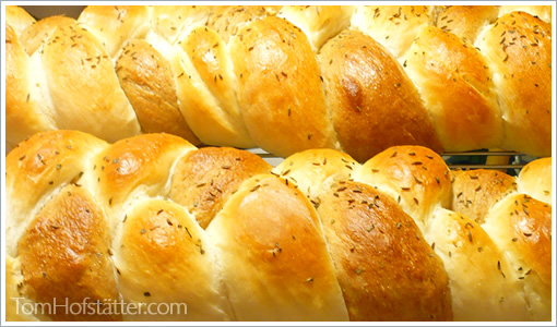 3 Braid Bread