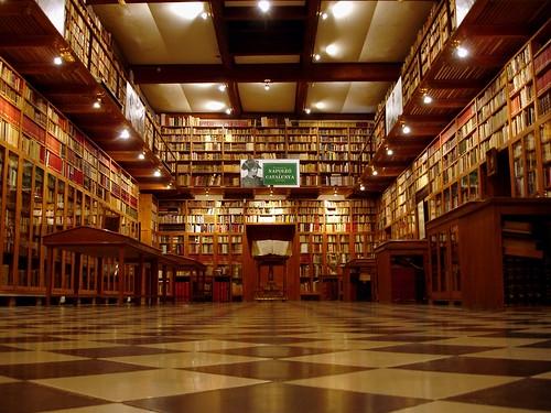 Biblioteca - Museu del Castell de Peralada
