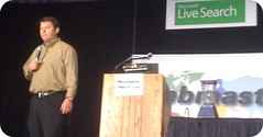 Keynote Address by George Wright of Blendtec -- Will It Blend