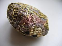 niakivi (sirjenrg1) Tags: mixedmedia brooch stitching
