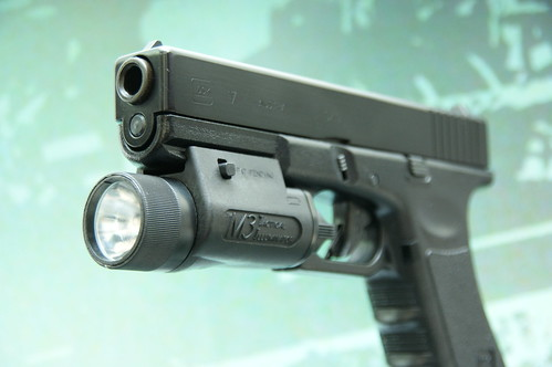 KSC Glock 17 with M3 light