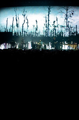Husks (pairadocs) Tags: light music fog lights concert nikon tour michigan stage smoke nin crowd performance trentreznor nineinchnails northamerica grandrapids nikkor50mmf18 2008 lightshow d300 lightsinthesky