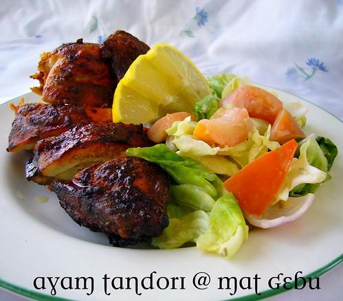 Ayam Tandori