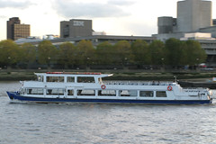London Rose (Howard_Pulling) Tags: uk london thames riverthames pleasureboat londonrose