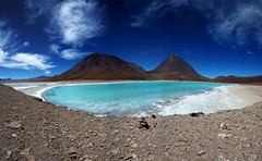 Poisonous beauty (Tati@) Tags: bolivia calcium saltlake copper sur lead tati arsenic carbonate lipez lagunaverde licancabur theunforgettablepictures theunforgettablepicture damniwishidtakenthat annatatti