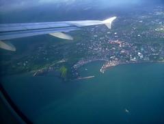 Aerial Shot of Legazpi Port District (|d|e|x|) Tags: gulf aerial aerialphoto 2008 bicol birdseyeview legaspi legazpi albay flickrexport2demo legazpicity legaspicity