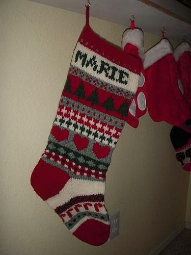 Marie's Stocking