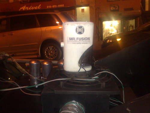 Mr. Fusion on Orchard St.