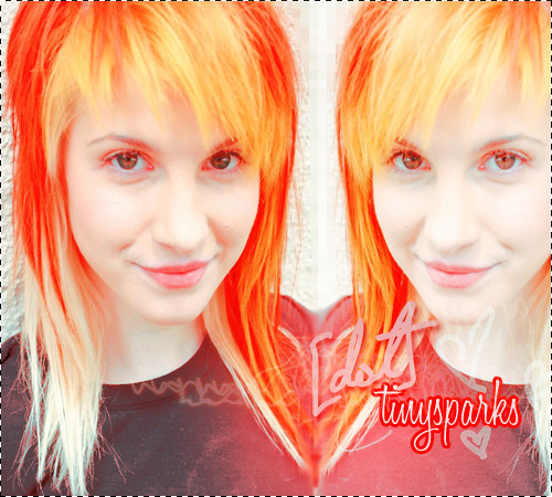 vocalist of paramore. vocalist of paramore