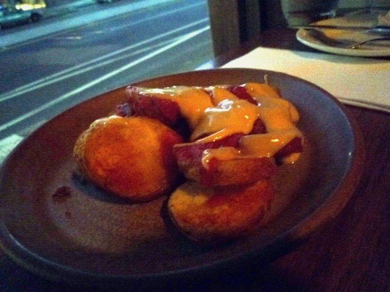MND patatas bravas