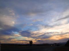 Atardecer Carretera 57 - SLP México 2008 8136 (Lucy Nieto) Tags: road sunset méxico mexico atardecer camino carretera sanluispotosí sanluispotos