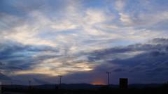 Atardecer Carretera 57 - SLP México 2008 8143 (Lucy Nieto) Tags: road sunset méxico way mexico atardecer camino carretera sanluispotosí sanluispotos