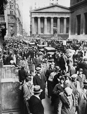 Stock Market 1929