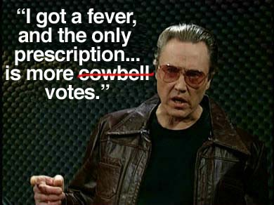 cowbell-votes