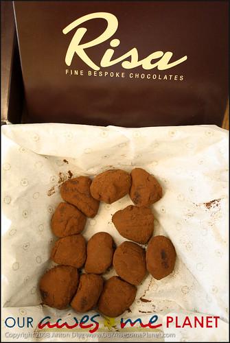 Risa Fine Bespoke Chocolates