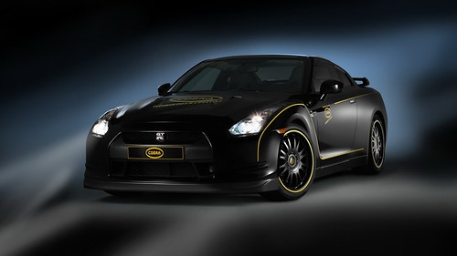 Cobra Technology Nissan GT-R pictures