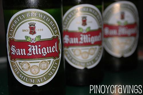 San Miguel Premium All-Malt Beer