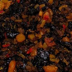 Soak (pathlost) Tags: cherries cinnamon raisins whisky sherry plums blueberries sultanas figs apricots driedfruit nutmeg christmascake lemonzest gojiberries mandarinzest