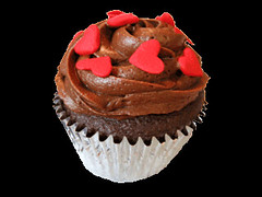 Chocolate Chocolate Cupcake, photo c/o Wish-Cake