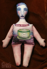 Poison Berry Tea Doll