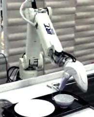 Фото 1 - Робот-домохозяйка