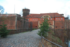 Spandau Citadel Gate