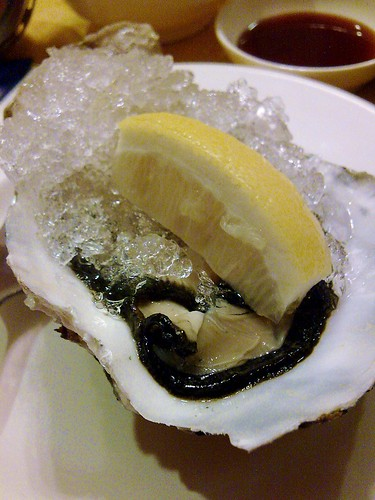 how to cook raw oysters on stove
