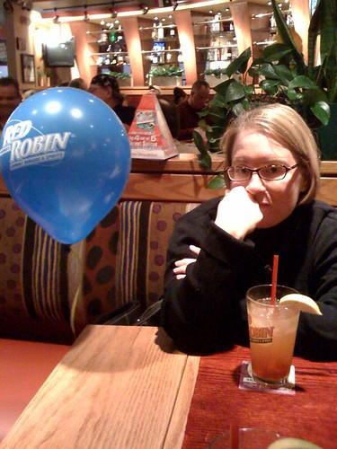Balloony friend