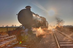 Steam Sun and Snow (*Firefox) Tags: railroad train railway steam canonef2470mmf28lusm hdr steamengine greatwesternrailway westsomersetrailway deleteit 3850 deleteit2 saveit1 deleteit3 deleteit4 deleteit5 deleteit6 deleteit7 deleteit8 deleteit10 deleteit9 deletedbythedmusunscapesgroup canoneos5dmarkii