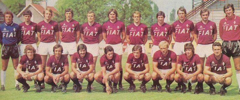 metz 1976-77