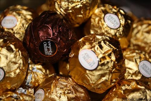 شوكولاتة فريروشية بالصور، حلويات العيد