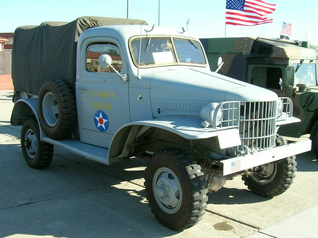 the world\u0027s newest photos of militaru flickr hive mind1941 dodge power wagon \u0027262333\u0027 2 (jack snell thanks for over 26