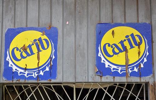 Carib:  Worst Caribbean Beer?