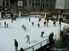 Skating Rink -  Milennium Park