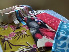 *hoje foi dia de...* [comprinhas] (*atelier da rita*) Tags: buttons fabrics tecidos fitas botes gales