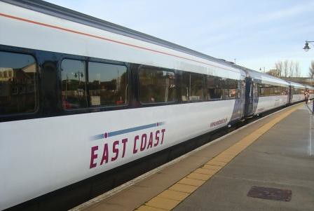 East Coast Train (UK)