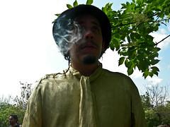 [O ] (:::kelina::) Tags: uomo chitarra artista 2010 cantante ragazzo boliviano plico basulafest davidedirosolini disordinesottoilsoppalco