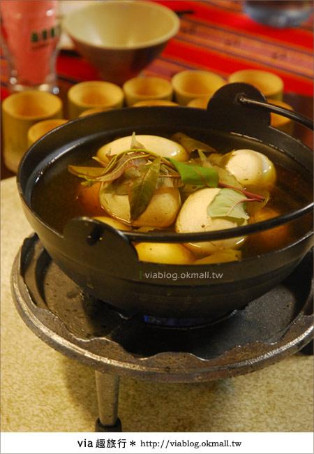 【新竹旅遊】拜訪尖石鄉之美~築茂緣、石上湯屋、泰雅風味餐26