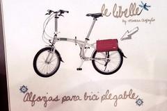 Le Libelle - Alforjas para bici plegable