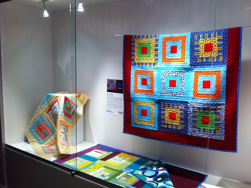PMQG & Quilts for Quake Survivors
