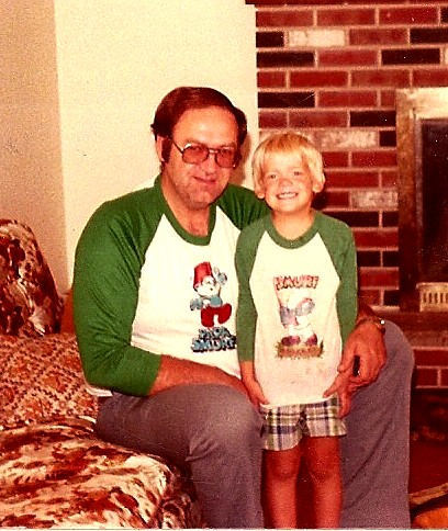 Jason and His Dad, Larry Dale