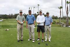 Neil Hutchinson, Andrew Martin, Daniel Otto, and Eric Anderson