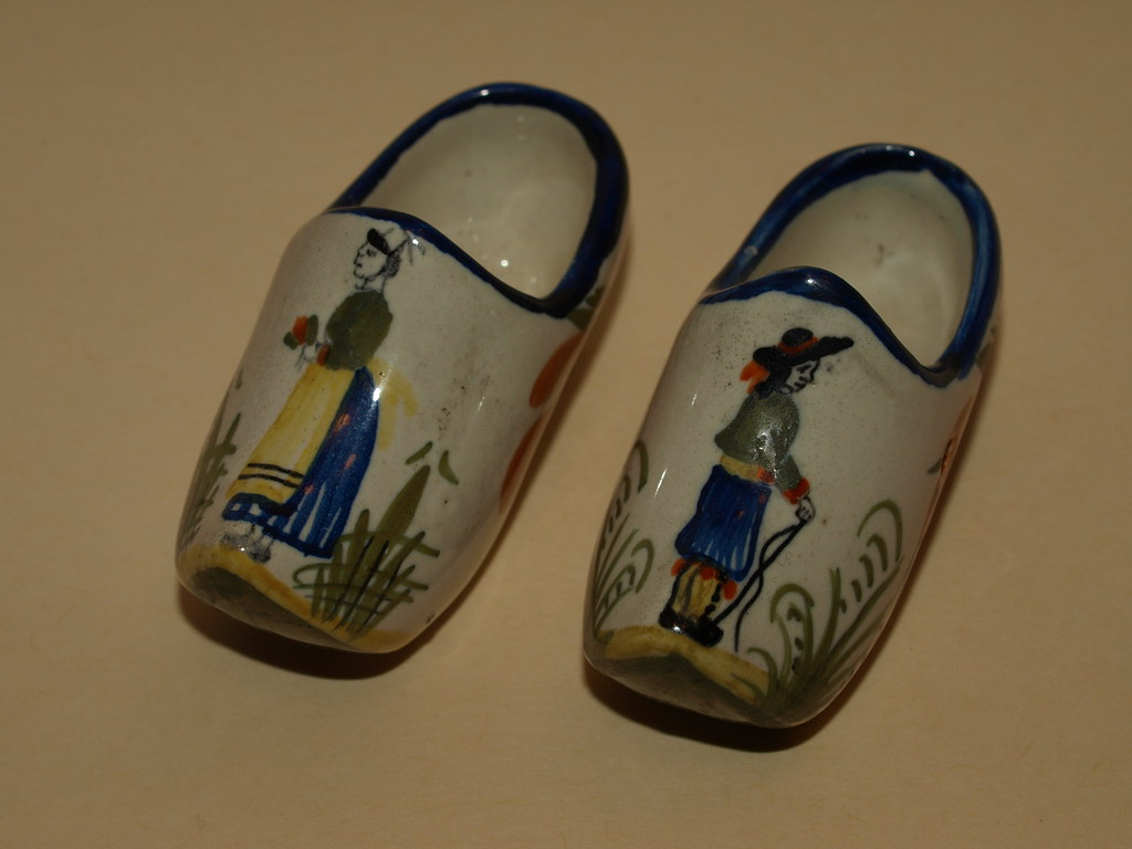 Quimper Dutch Shoes