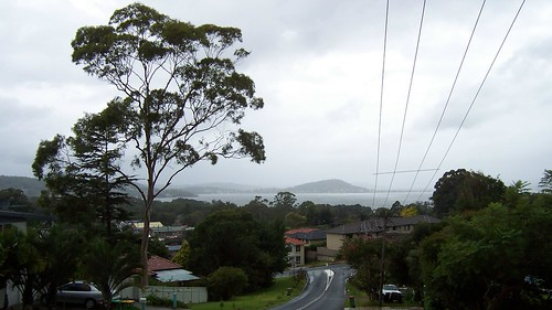 View from Bay View Avenue East Gosford 1